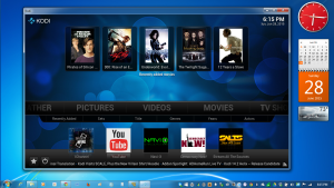 Fully functional KODI with working addons PrimeWire, StreamAllSources, and NAVI X on Windows 7